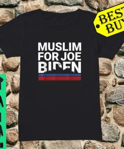 Crease in Biden Shirt