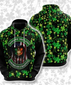 Sons Of Ireland American Chapter Hoodie