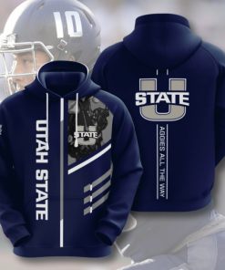 Aggies All The Way Hoodie