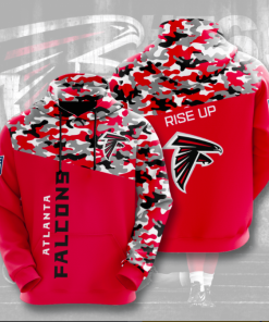Rise Up Red Hoodie