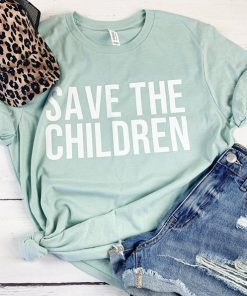 #saveourchildren Shirt