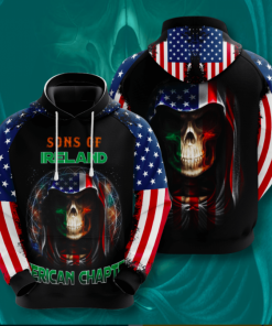 Son Of Reland Hoodie
