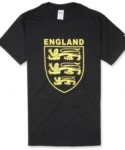 3 Lions On A Shirt